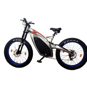 BISON26 Fat Tire Trekking Electric Bike