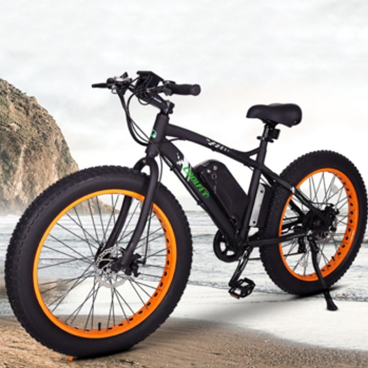 FATBIKE26 fat tire beach snow electric bike